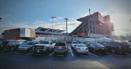 Reser Stadium, Oregon State University: Corvallis, Oregon